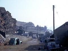 Derelict Tanygrisiau (R~P~M) Tags: uk greatbritain wales train unitedkingdom railway ffestiniog narrowgauge gwynedd blaenauffestiniog tanygrisiau
