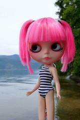 Lexi at the Lake