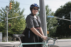 What's it like biking on Dundas?