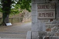 Oradour sur Glane (@10) Tags: france ruins massacre wwii ww2 frankrijk wo2 secondworldwar germans ruines woii oradour oradoursurglane duitsers tweedewereldoorlog doodenverderf