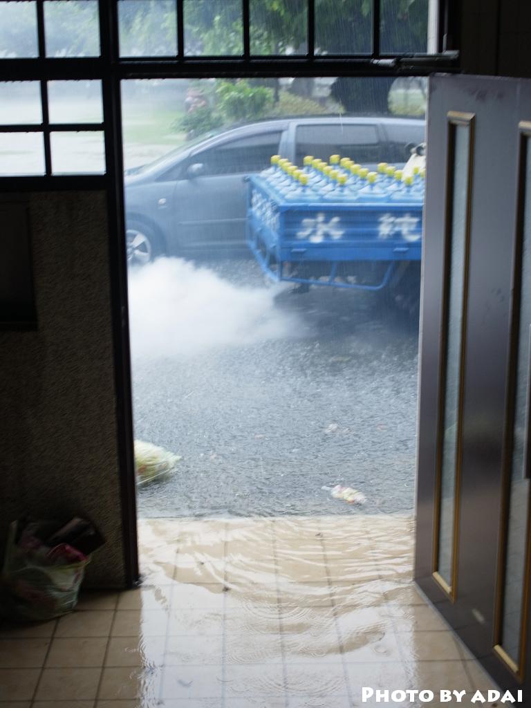 2011.7.11 員林鎮淹水