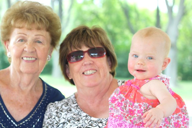 Great Grandma, Great Aunt Mary and Lucy