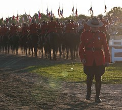 The Riding Master (Tawaw) Tags: horses canada flag ottawa police rcmp equestrian stetson mounties mountedpolice royalcanadianmountedpolice policehorses musicalride redserge canadianpolicecollege