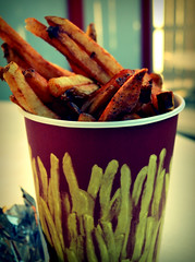 All Fried Up. (Reema Sidz) Tags: food island kings fries