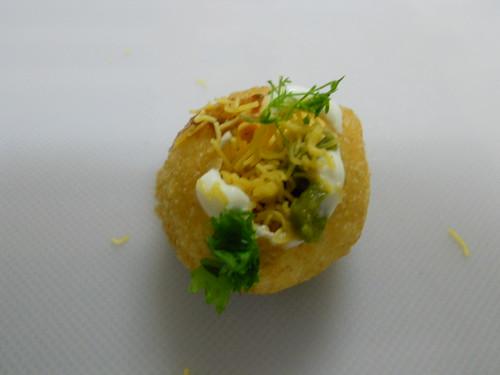 Dahi Puri by Bombay Foodie