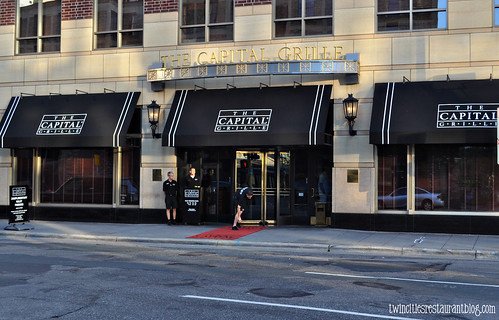 The Capital Grille ~ Minneapolis, MN