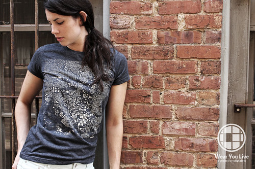 CityFabric Tee of Raleigh, NC. Where it all began.