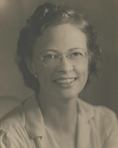 Helen Marea McKee - 1941