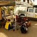Rodeados por locais em nossos acampamentos
