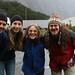 Com nossos amigos austriacos Angelika e Martin