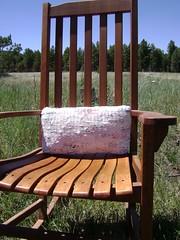 Plastic Yarn Outdoor Cushion