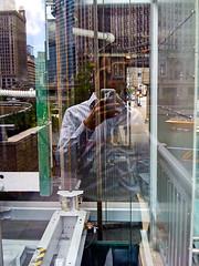 Multi-layered reflections