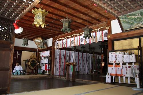 茨木神社 / Ibaraki jinja shrine
