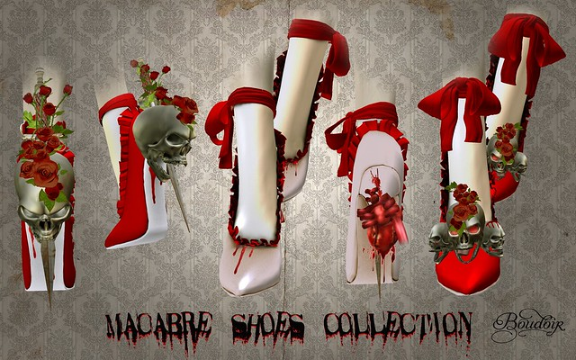 macabre-shoes-collection