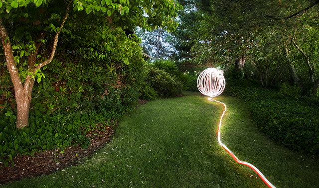 Orbs – Long Exposure Light Painting Photography – Video Tutorial