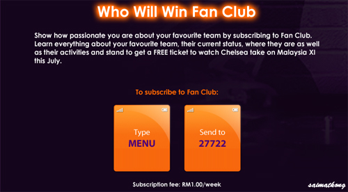 Who Will Win Fan Club