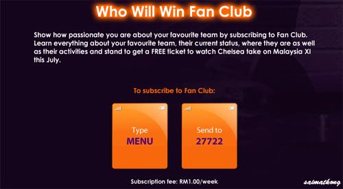 Who Will Win Fan Club
