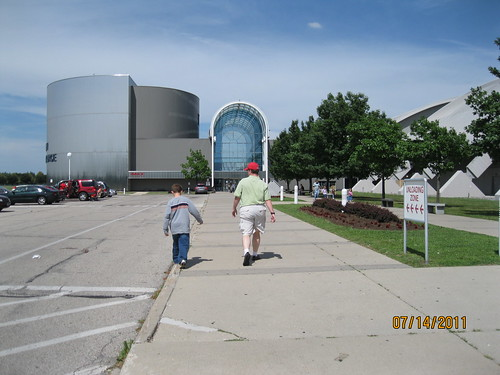 7/14/11: Air Force Museum, Dayton