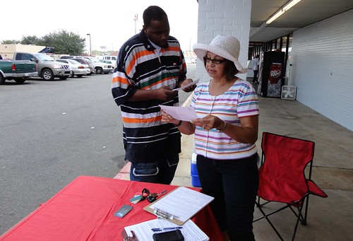 Shreveport Day of Action @County Market (Del)