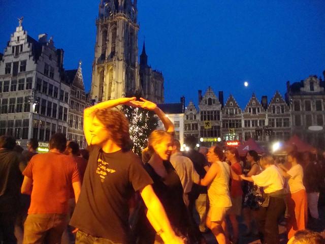 Antwerpen 11 juli 2011 - 30