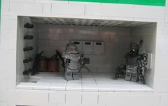 MG's storage (*Nobodycares*) Tags: world 2 cliff trooper beach soldier weird amazing war lego wwii attack assault bunker ii hazel ama tiny ww2 guns armory normandy dday isa kz helghast killzone tactical uas sheaths brickarms aww2 sluban brickforge mmcb kz3 kz2 minifigcat tinytactical awwii toys711