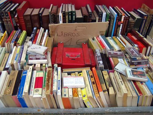 Libros en el mercado