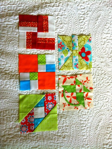 blocks 1-5 by purplepoppydesigns