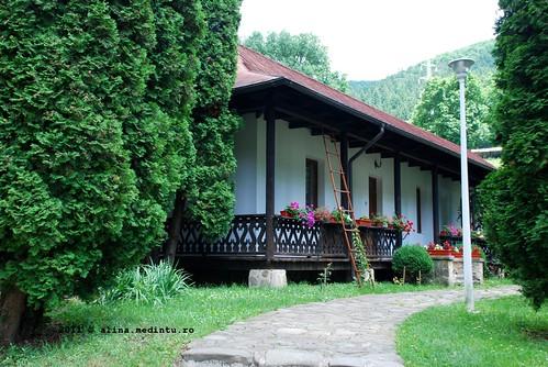 chilie la manastirea Bistrita