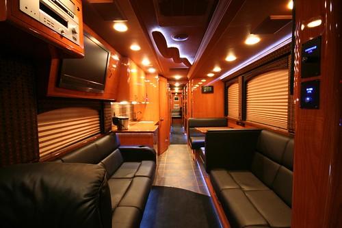 Quicksilver - Front Lounge - facing rear