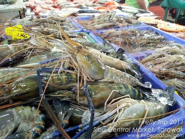 Firefly trip - Sibu Central Market, Sarawak.26-1