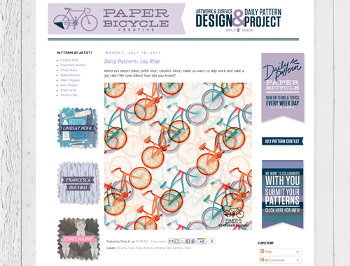 PaperBicycle