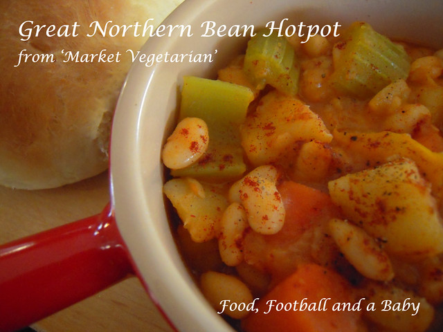 Northern bean hotpot 1