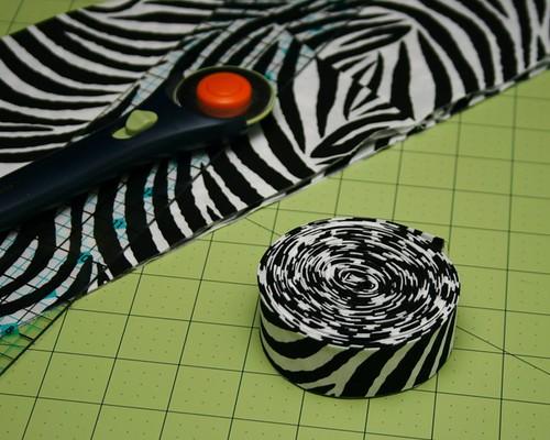 Zebra Binding