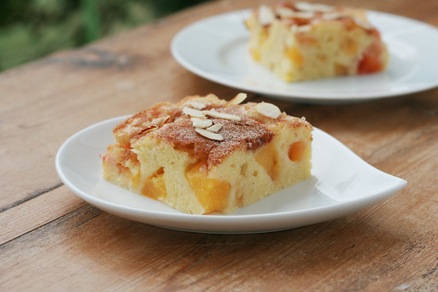 Peach Buckle from Martha Stewart