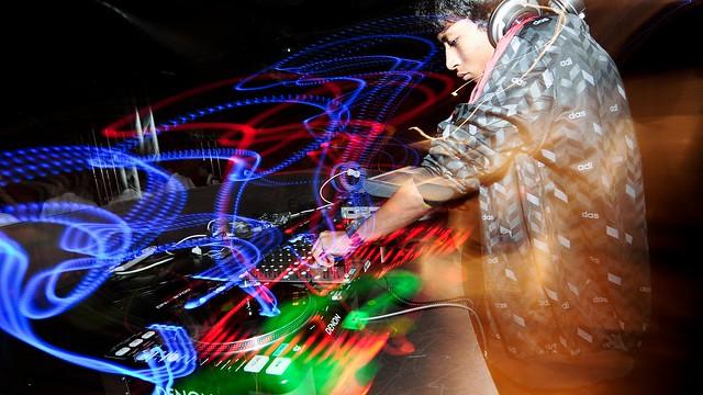 DJ Shaze @ITE-CE Substation 02