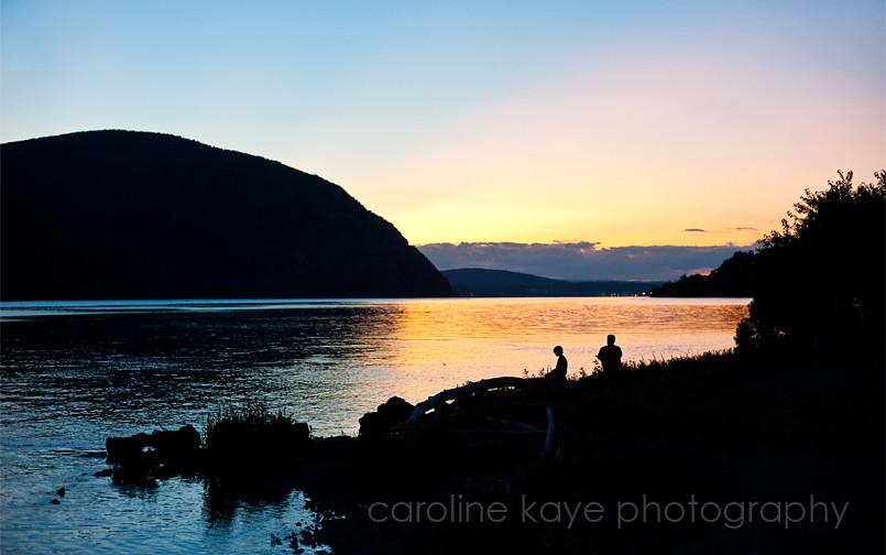 Hudson_River_Sunset