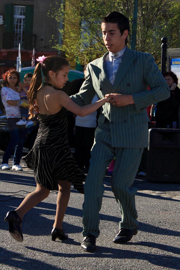 Tango no Caminito, Buenos Aires