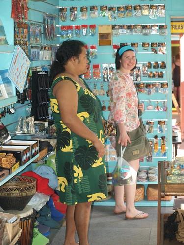 ФААФАФИН - МУЖЧИНА, ВОСПИТАННЫЙ КАК ЖЕНЩИНА С ДЕТСТВА, третий пол островов Тихого океана