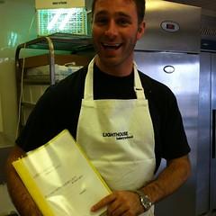 Harry the baker