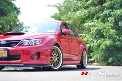 """WORK VSXX 3 Piece Gold - 2011 WRX • <a style=""""font-size:0.8em;"""" href=""""http://www.flickr.com/photos/64399356@N08/5958295127/"""" target=""""_blank"""">View on Flickr</a>"""