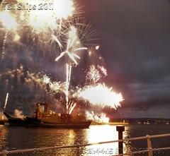 Greenock fireworks 5/11