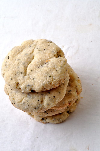 Spiced Tea Cookies