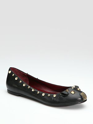 Marc by MJ Studded Mouse Ballet Flat 250