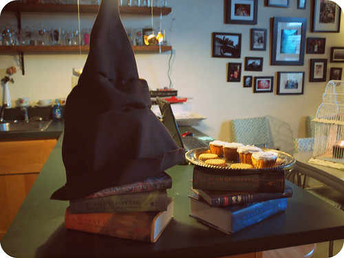 HP sorting hat