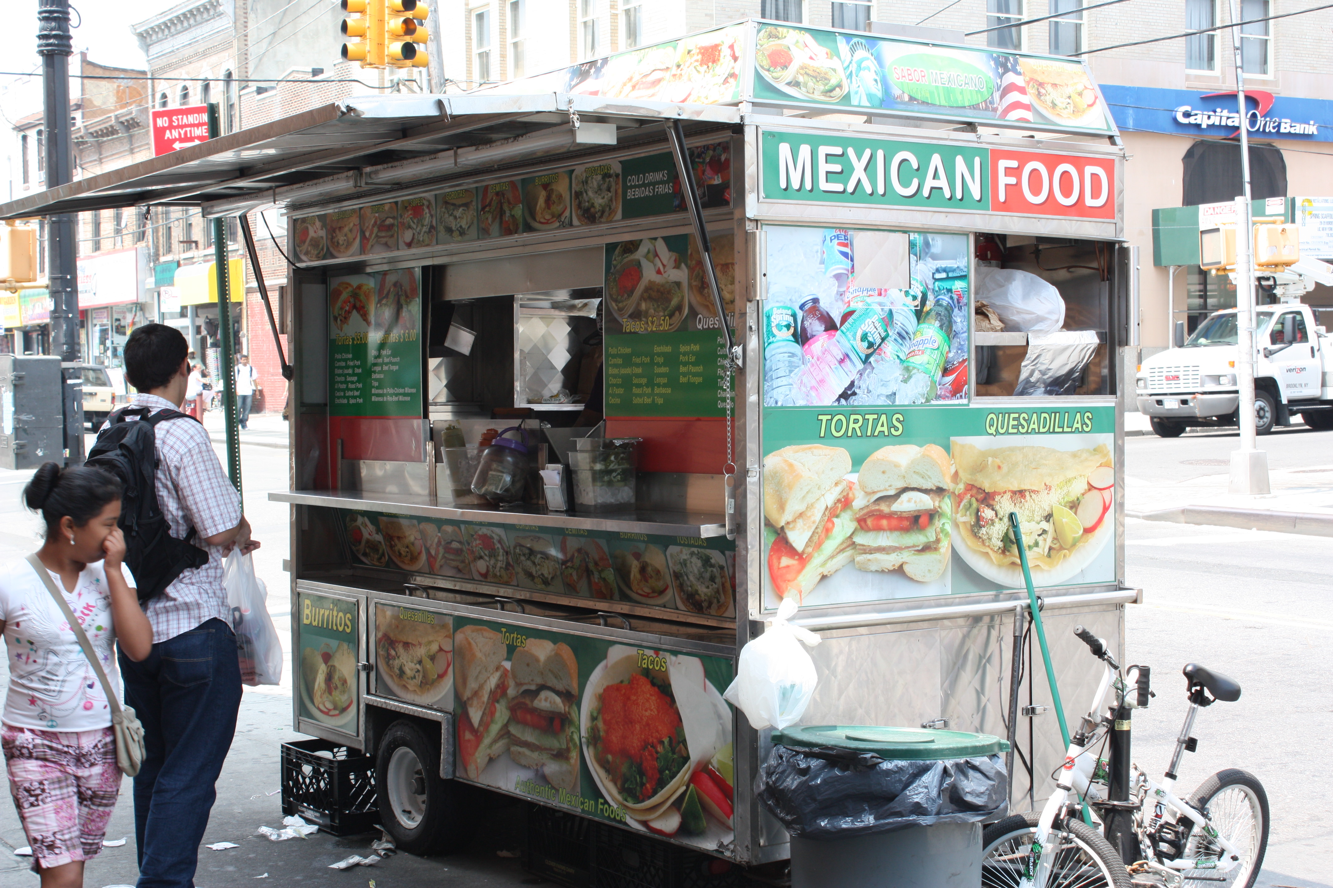 Best Food Carts In New York