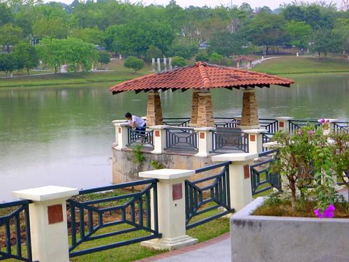20072011:First atke at Taman Tasik Cempaka