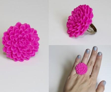 Summer Blossom Ring