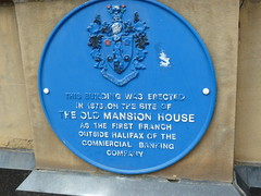 Photo of Blue plaque number 7502