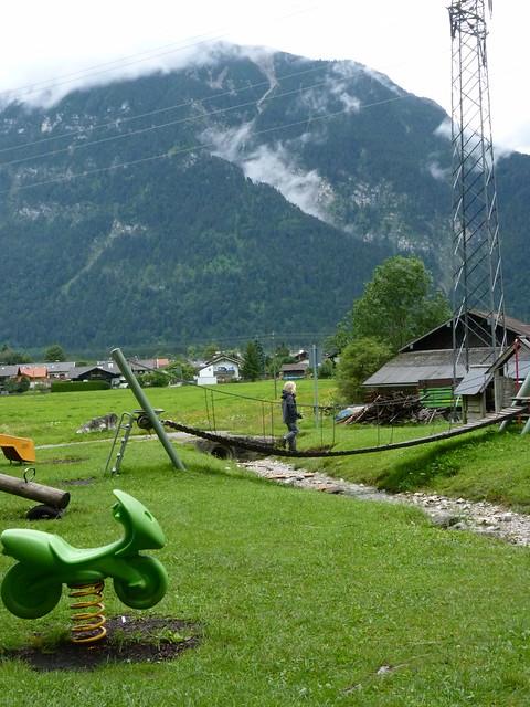 """Wanderung """"Wassertal Rundweg"""" - Spielplatz Spielleiten"""