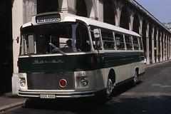 JHM-1966-0227 - Nice, autocar Saviem SC5 (jhm0284) Tags: france nice 06nice niceam alpesmaritimes